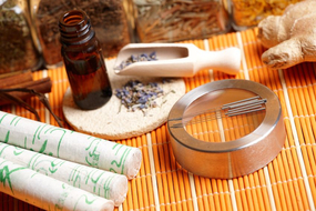 Chinese herbs for holiday stress relief