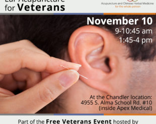 Ear Acupuncture for Veterans