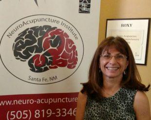 Linda Lofaro at Neuro-Acupuncture training