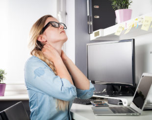 Neck Pain from Computer Use